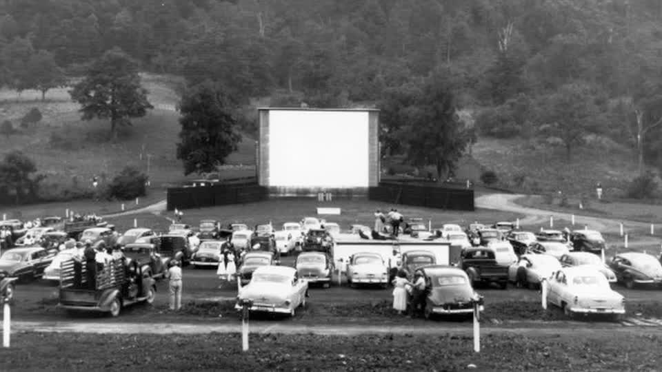 Frame By Frame: Drive-In Theaters