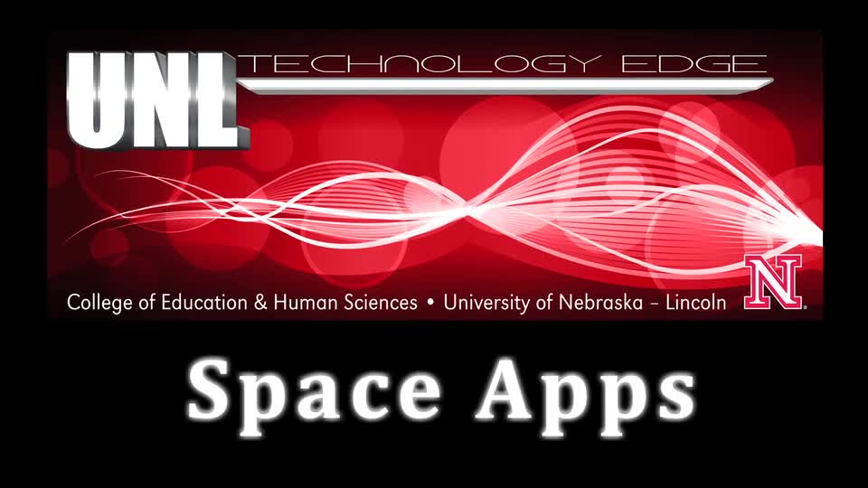 Tech Edge - Episode 24, Space Apps