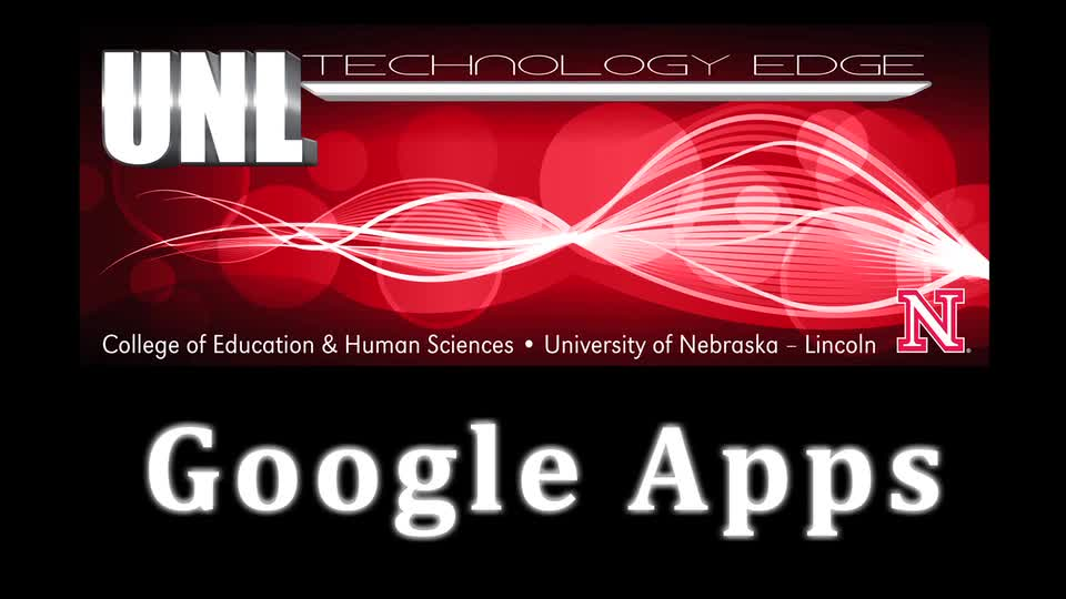 Tech Edge - Episode 25, Google Apps