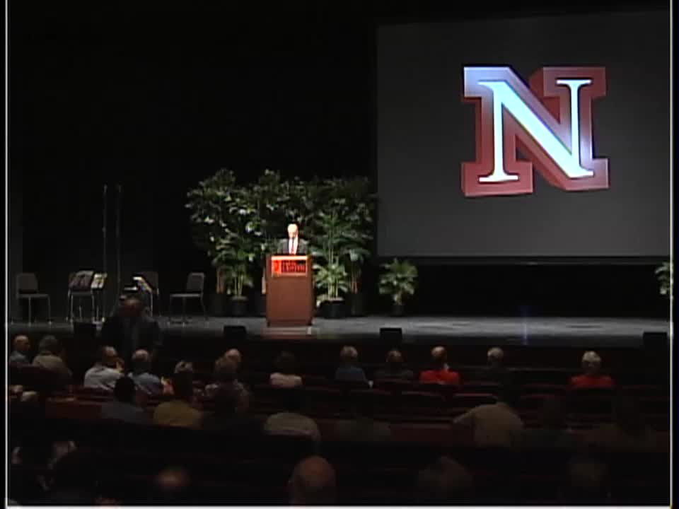 2012 State of the University Address