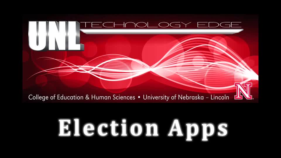 Tech Edge - Episode 34, Election Apps