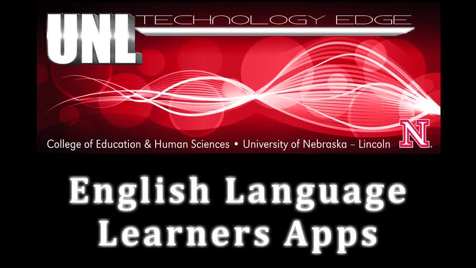 Tech Edge - Episode 38, English Language Learners