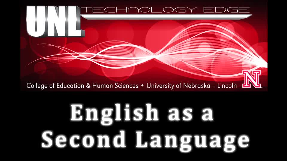 Tech Edge - Episode 39, English as a Second Language