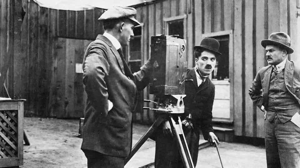 Frame By Frame: Charlie Chaplin
