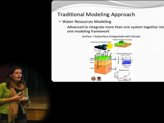 "Spring 2013 Water Seminar Series - ""Integrated Hydrologic Models: Building New Tools for Water Management"""