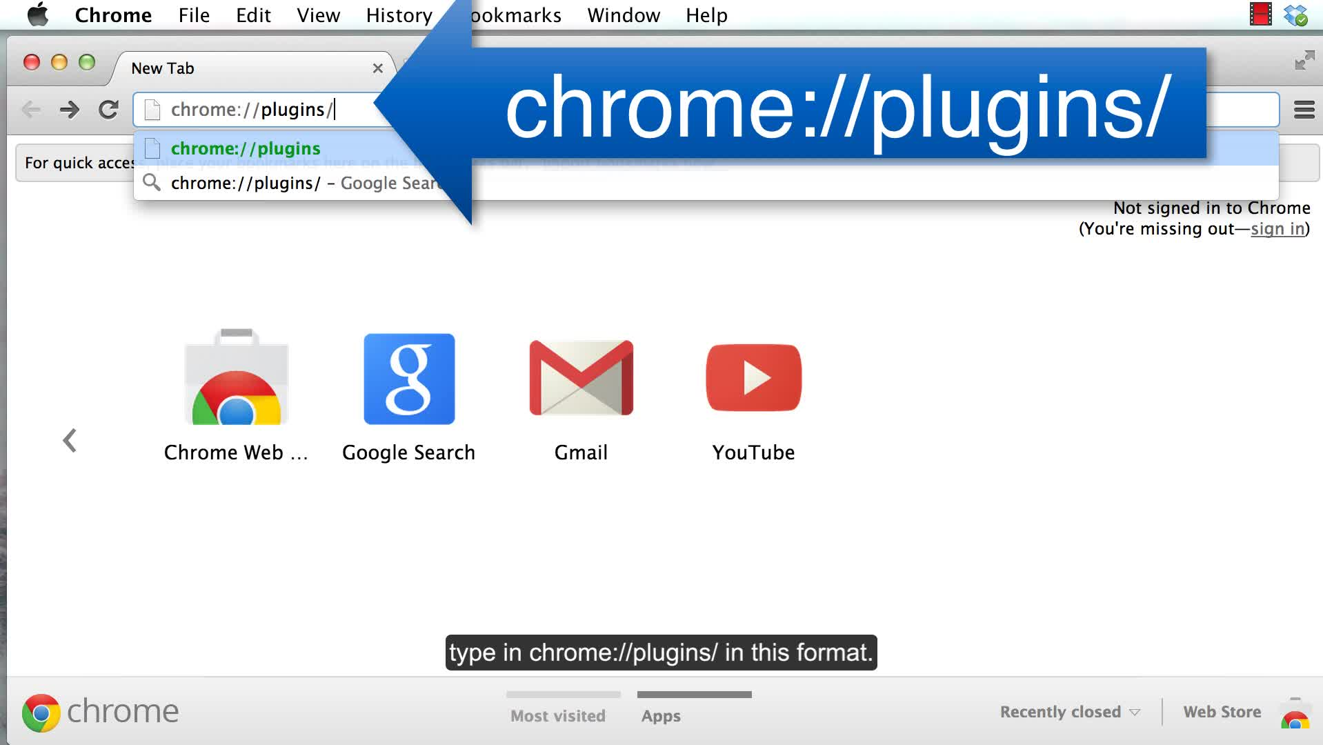 how to turn off java in chrome