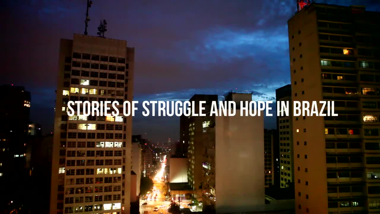 Searching Sao Paulo: Multimedia Stories From Brazil