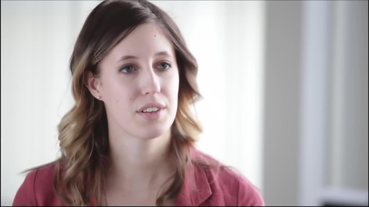 Erin Carr - '10 Film & New Media alum