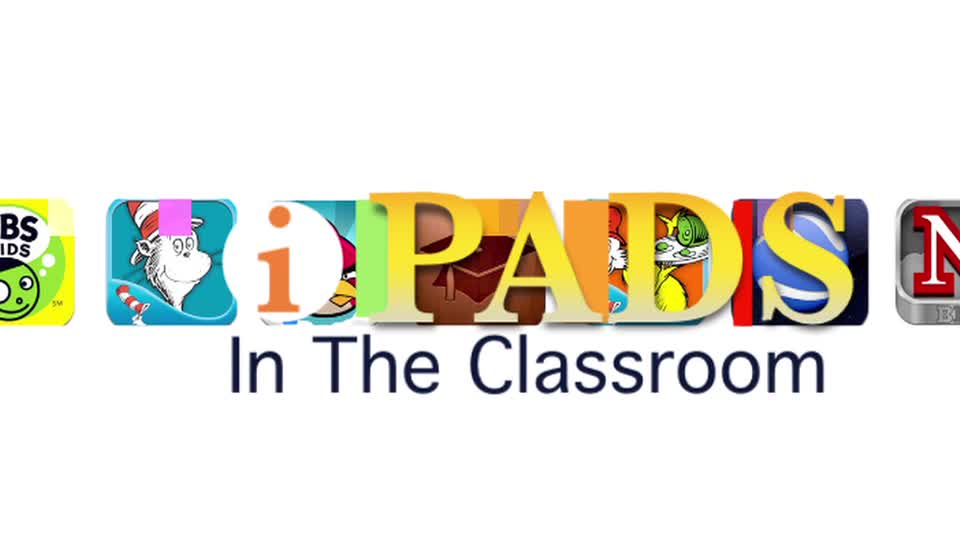 Tech Edge, iPads In The Classroom - Episode 78: Back to School Apps