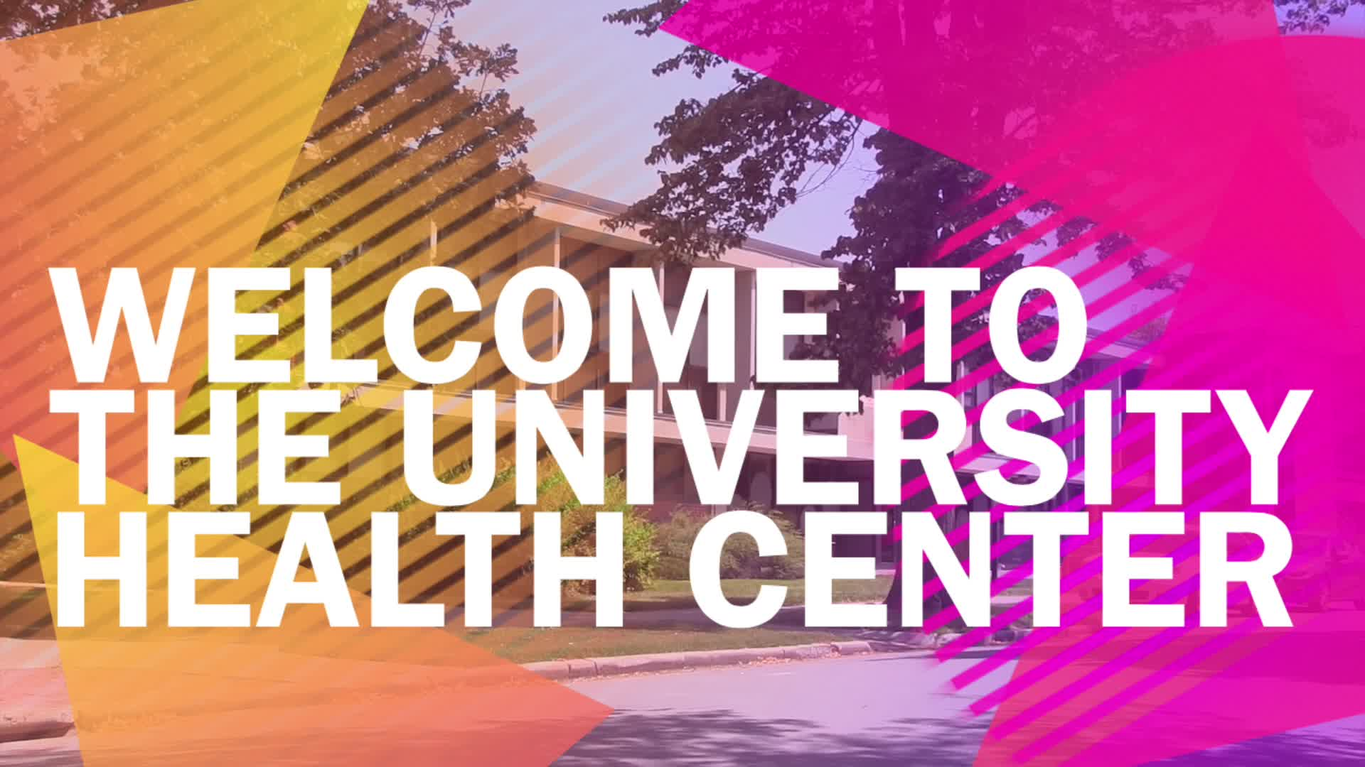 University Health Center Welcomes Our International Students