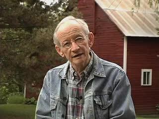 """Ted Kooser reads """"So This Is Nebraska"""""""