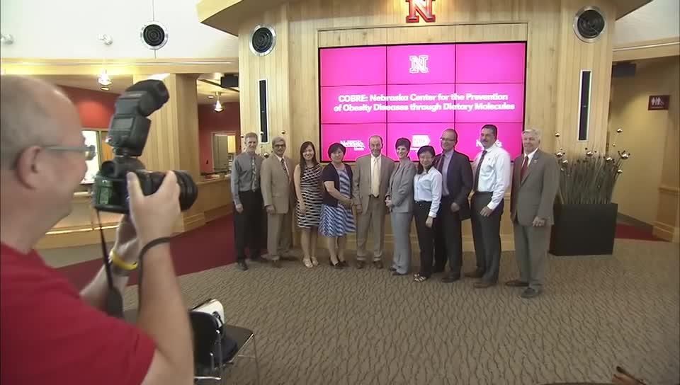 UNL Wins $11.3 Million NIH Grant for Obesity Research Center