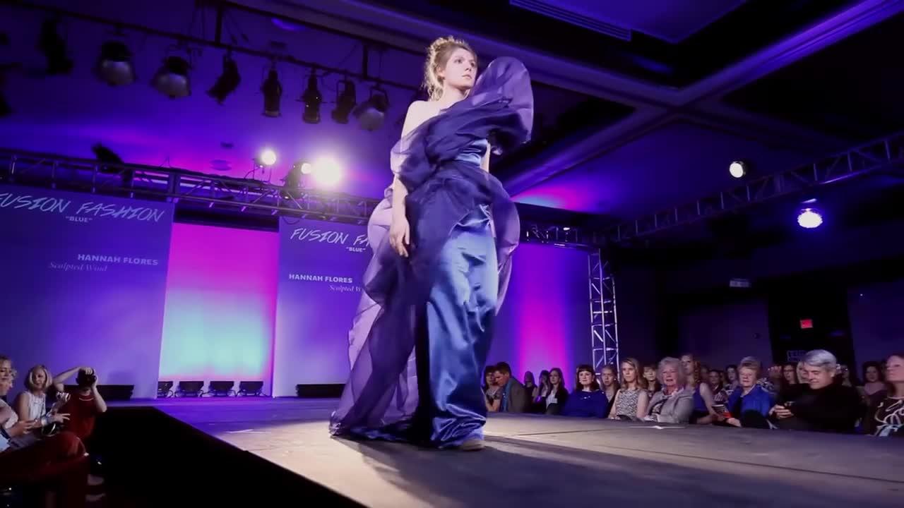 UNL Spring 2014 Biennial Student Runway Show - Feature