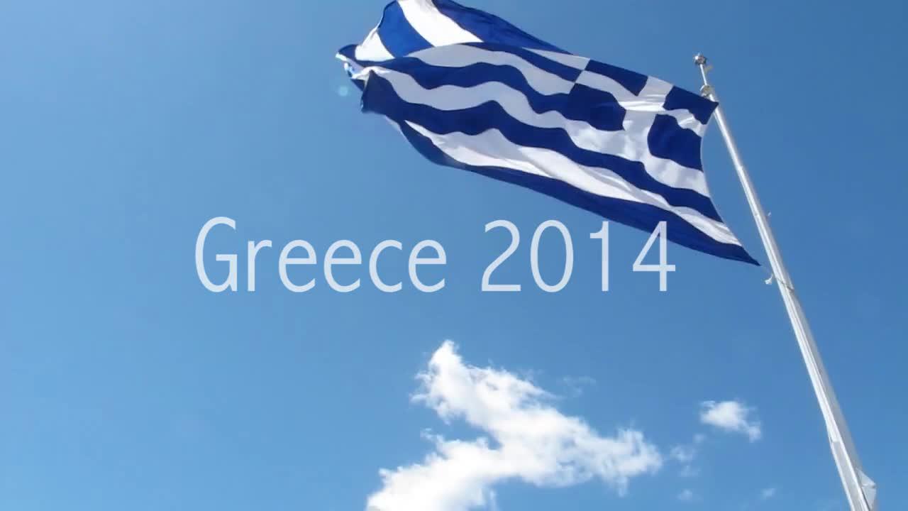 UNL Study Abroad - Greece 2014