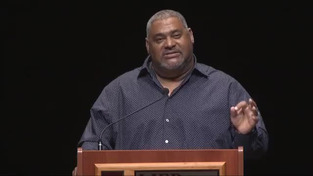 Humanities Nebraska Governor's Lecture in the Humanities - Chris Abani