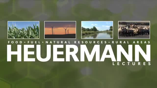 Heuermann Lecture: Understanding and Assessing Climate Change:  Implications for Nebraska