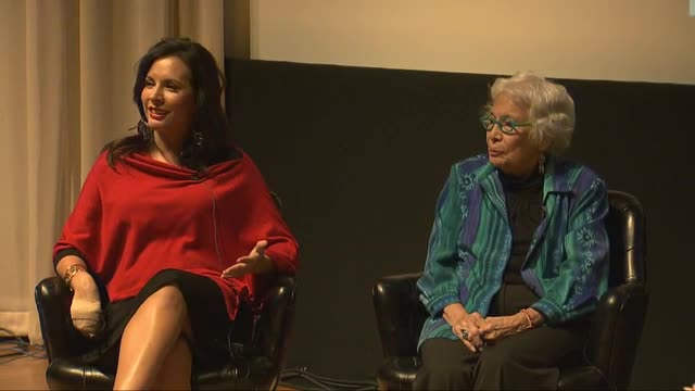 Hubbard First Peoples of the Plains Lecture: Native Daughters