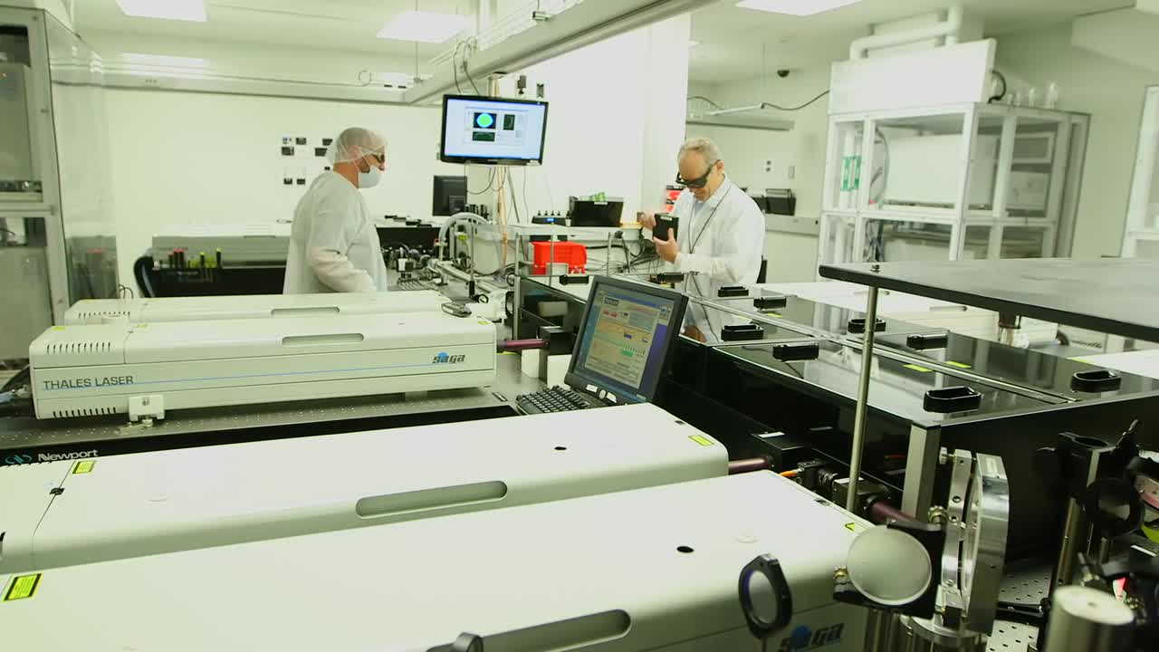 Laser Lab Expands Capabilities