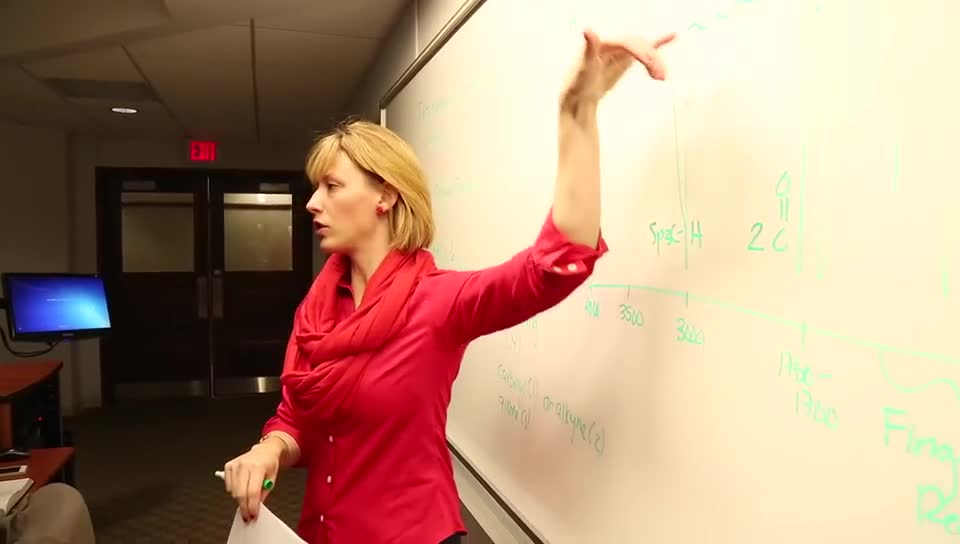 Nebraska Chemistry: Rachel
