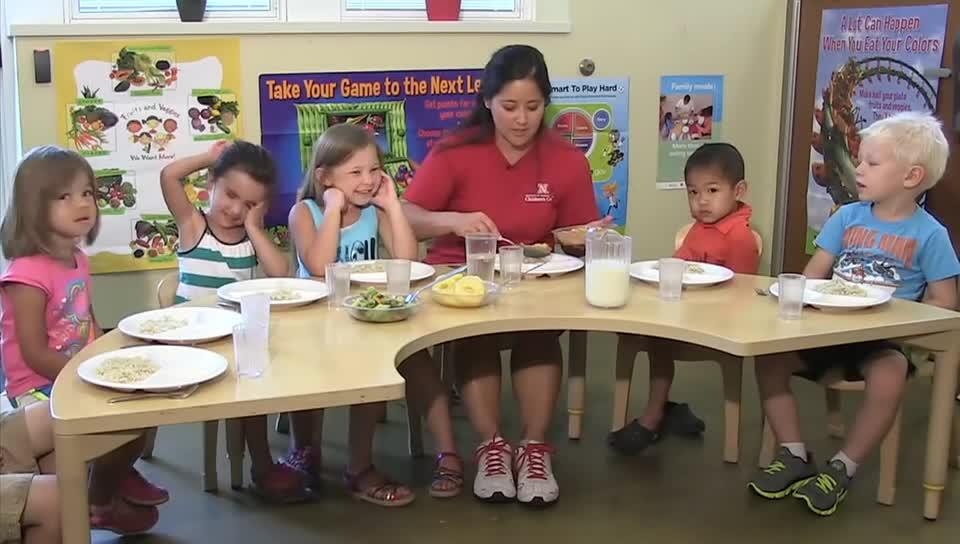 Dipti Dev Researches Child Feeding Strategies