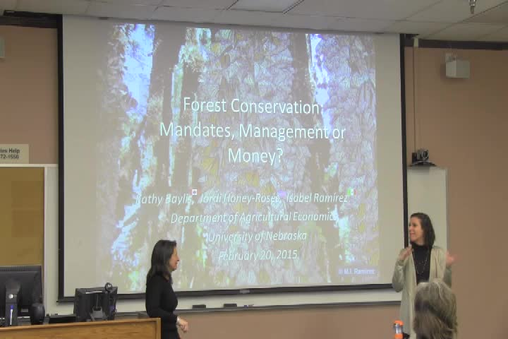 Conserving Forests: Mandates, Management, or Money