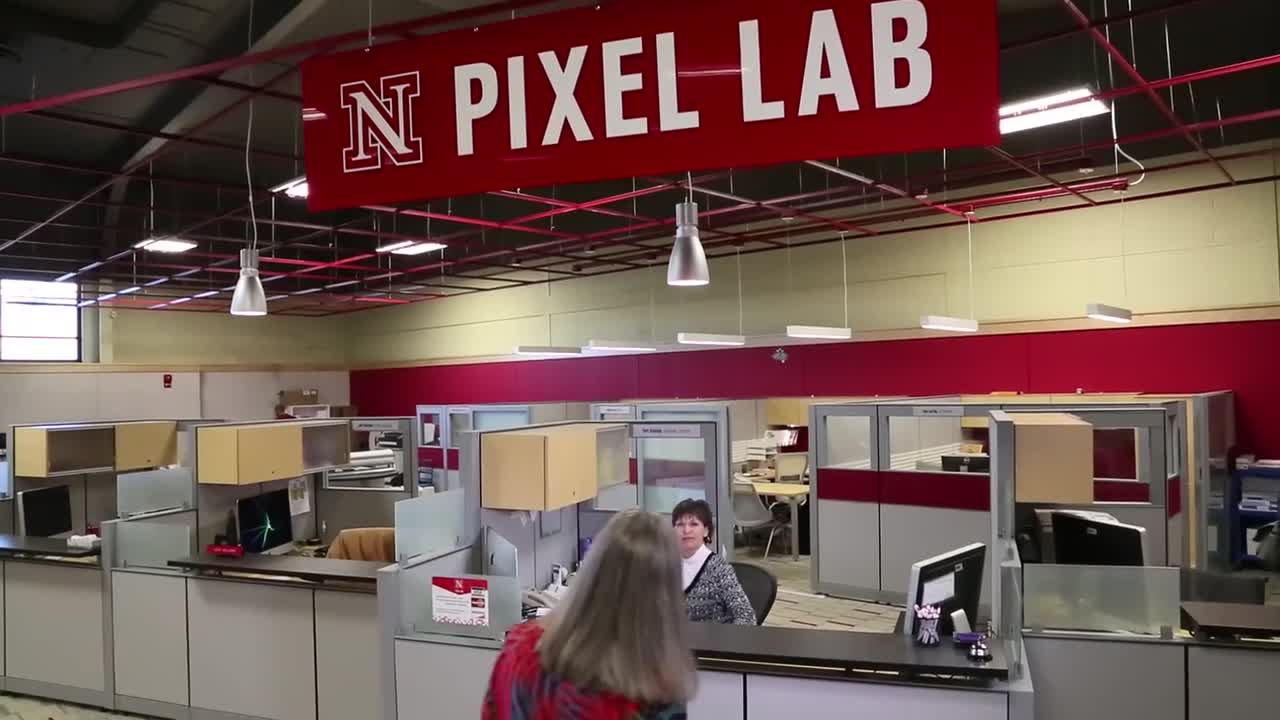 Welcome to the Pixel Lab