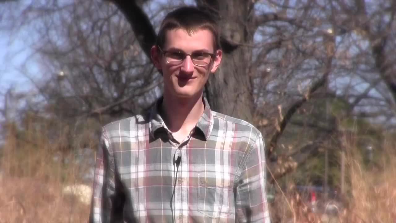 Ethan Freese, Grassland, Ecology and Management Undergraduate Major