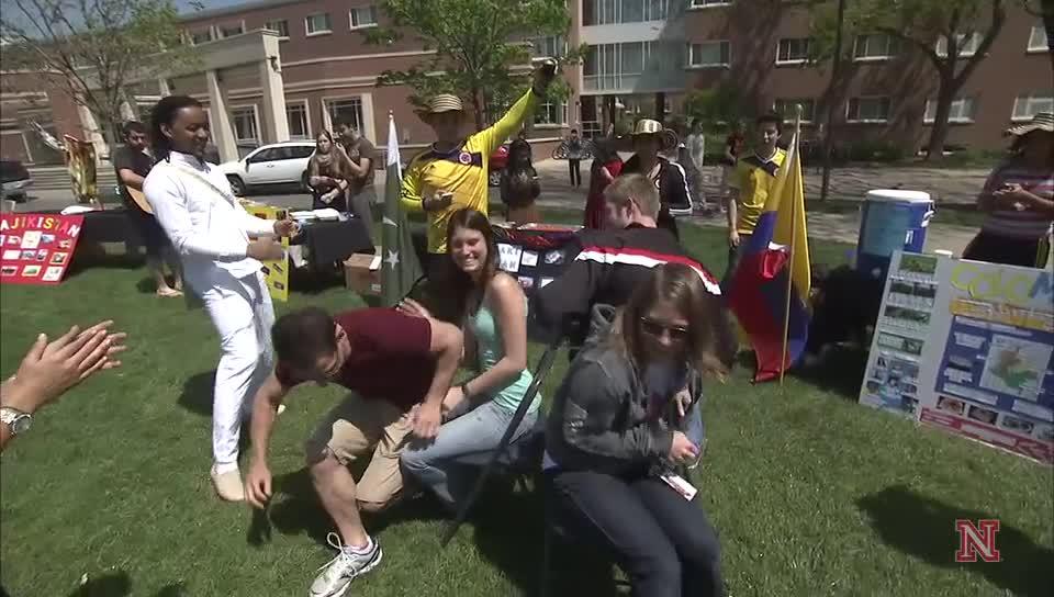 Culture Shock at University of Nebraska-Lincoln
