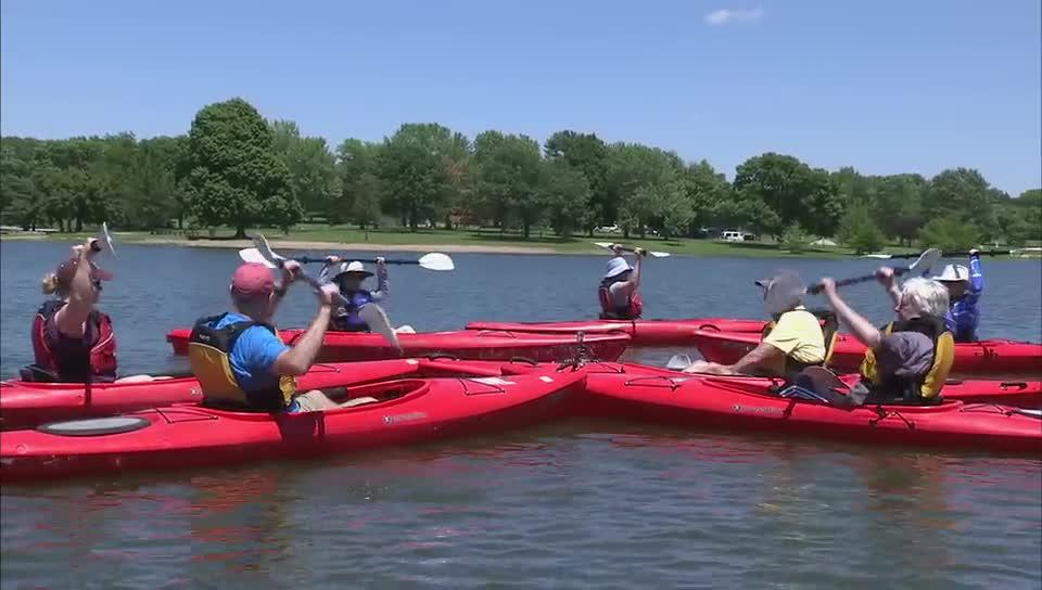 Class unloading kayak