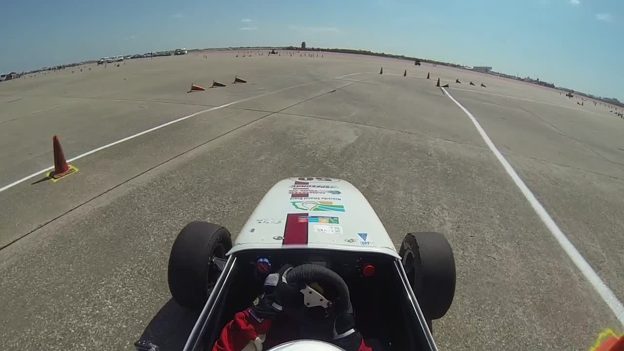 Husker Motorsports Formula SAE Endurance 2015