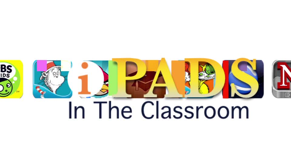 Tech Edge, iPads In The Classroom - Episode 182, Early Childhood Apps