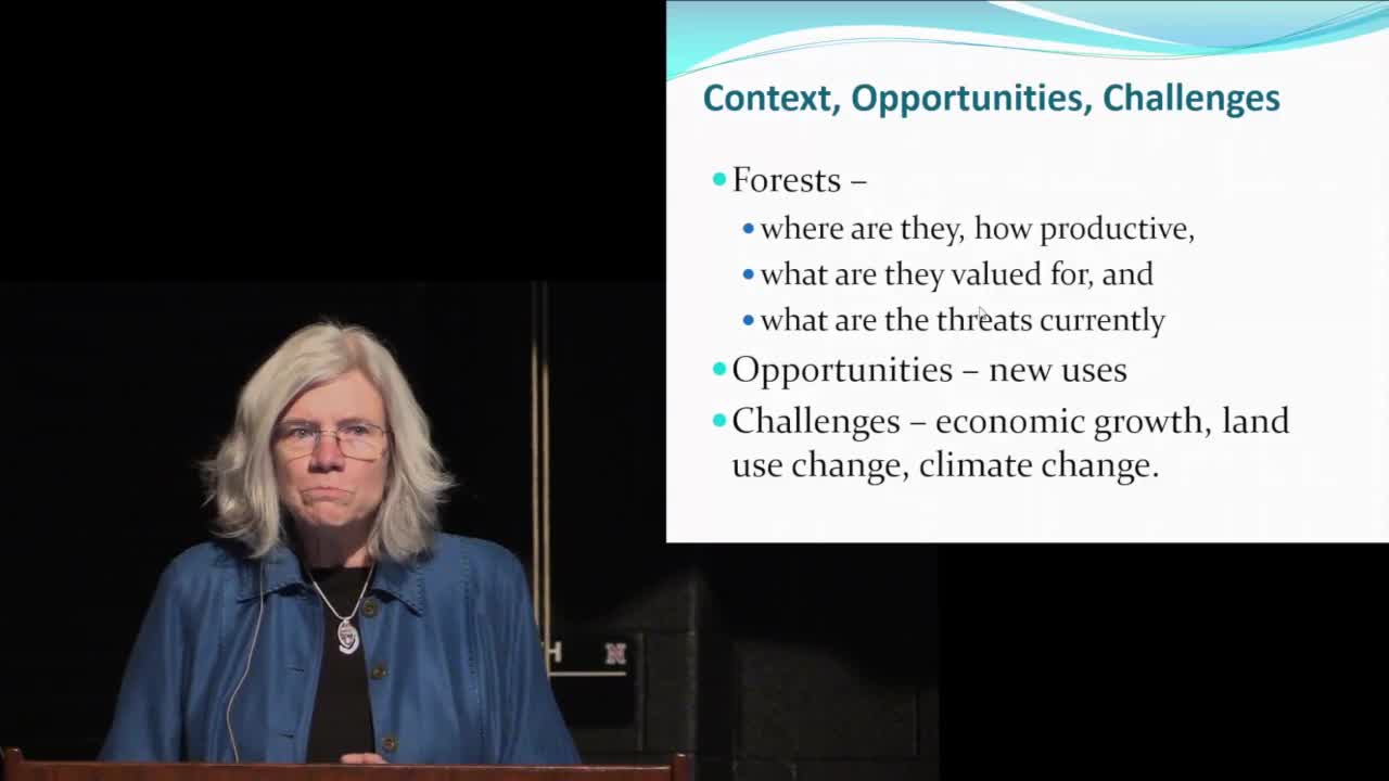 America's Forest: Challenges and Opportunities