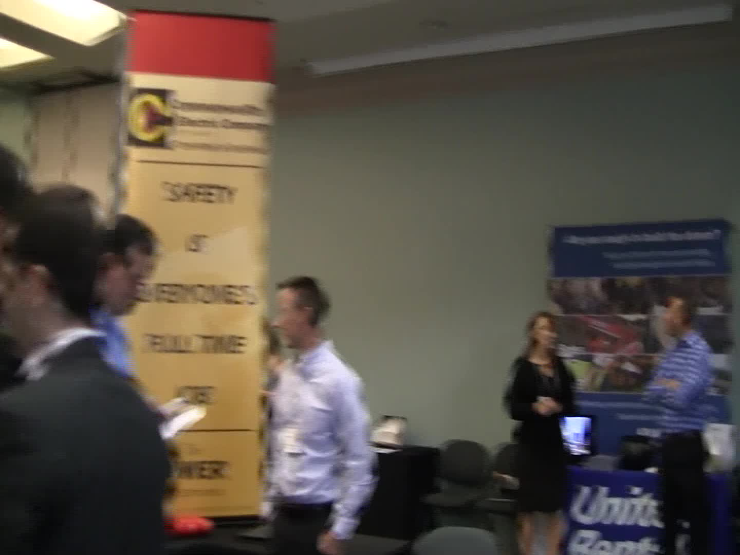 Durham Career Fair - Random Video 2