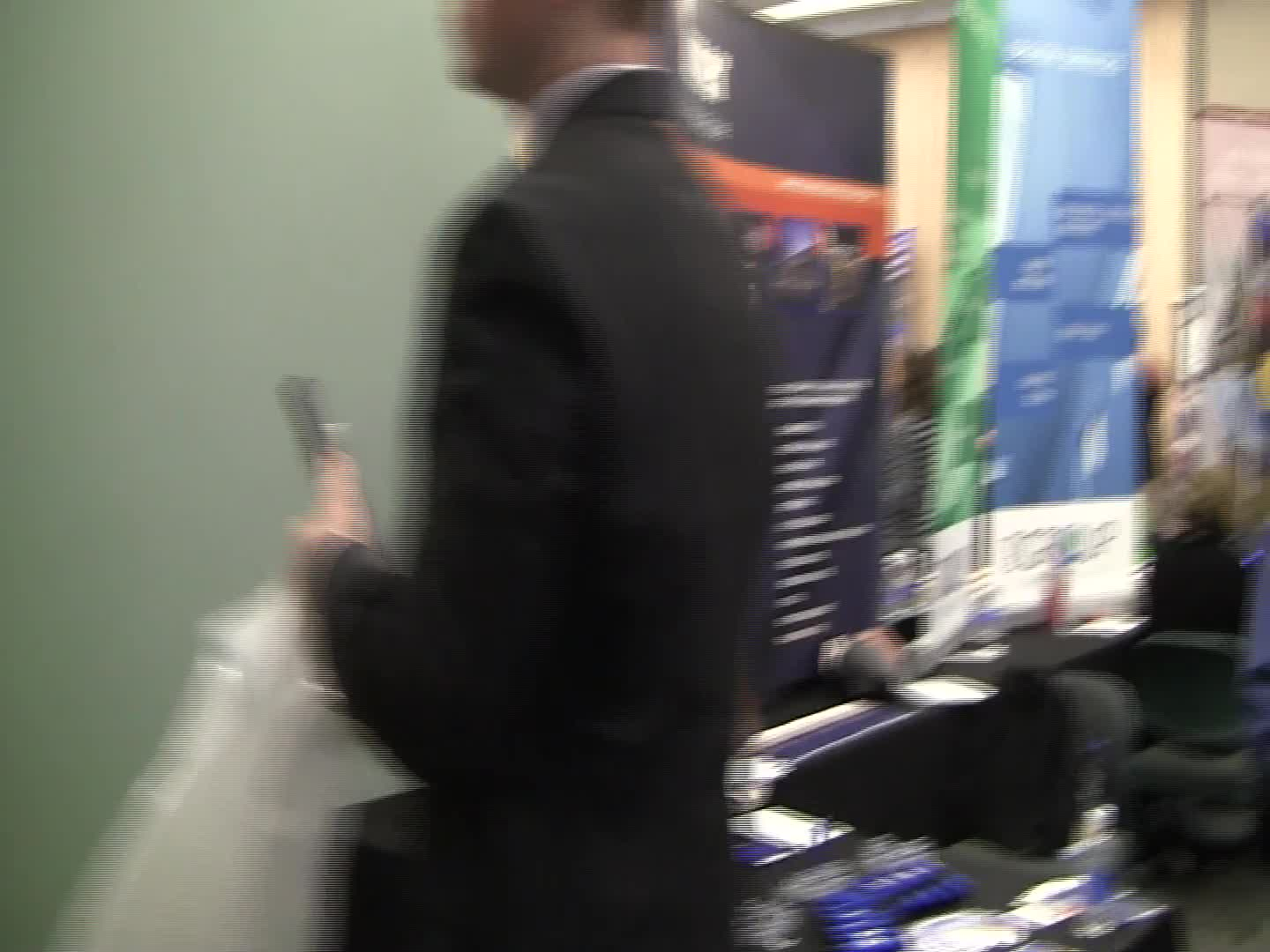 Durham Career Fair - Random Video 1