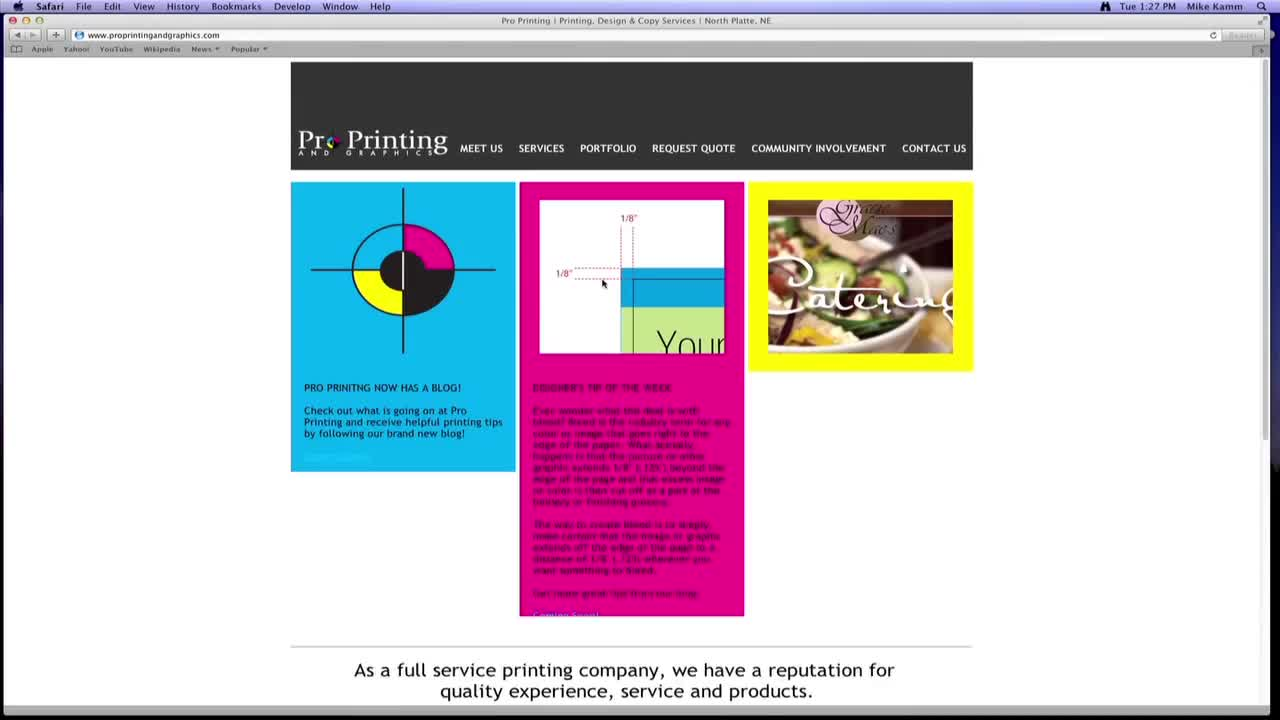 eTailing Online Marketing Social Strategy Pro Printing and Graphics
