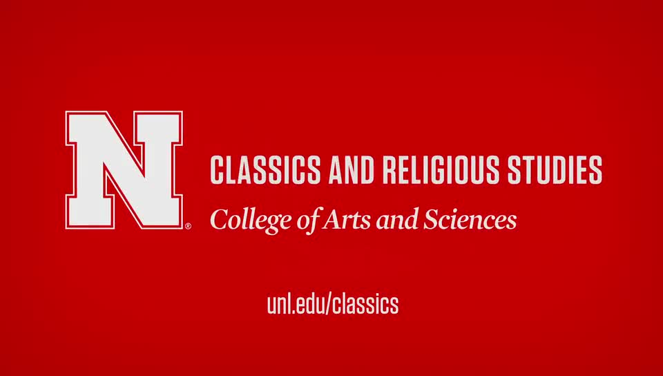 Major in Classics and Religious Studies
