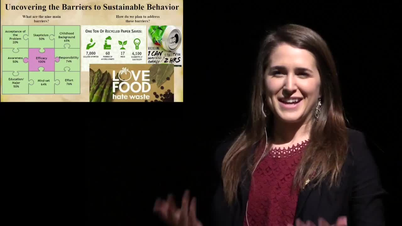 Uncovering the Barriers to Sustainable Behavior