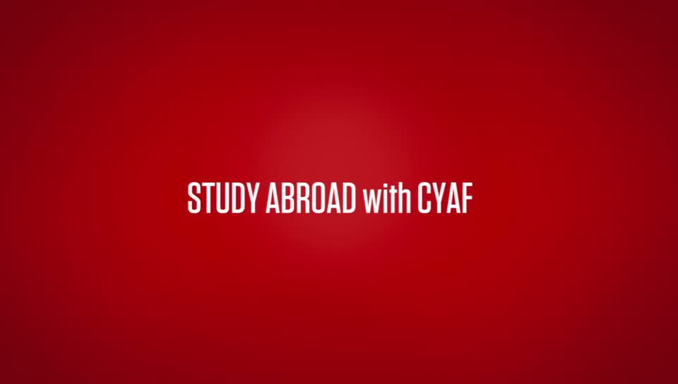 Education Abroad in Child Youth and Family Studies