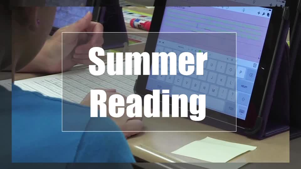 Tech Edge, Mobile Learning In The Classroom - Episode 14, Summer Reading