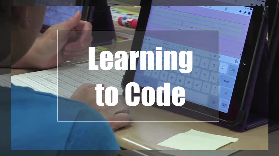 Tech Edge, Mobile Learning In The Classroom - Episode 16, Learning to Code