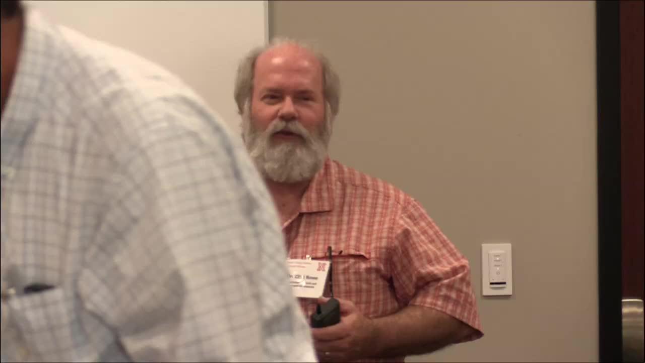 Nebraska Legislature - Special Committee - Climate Change Seminar - University of Nebraska Research Initiatives