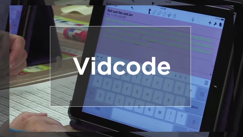 Tech Edge, Mobile Learning In The Classroom - Episode 25, Vidcode