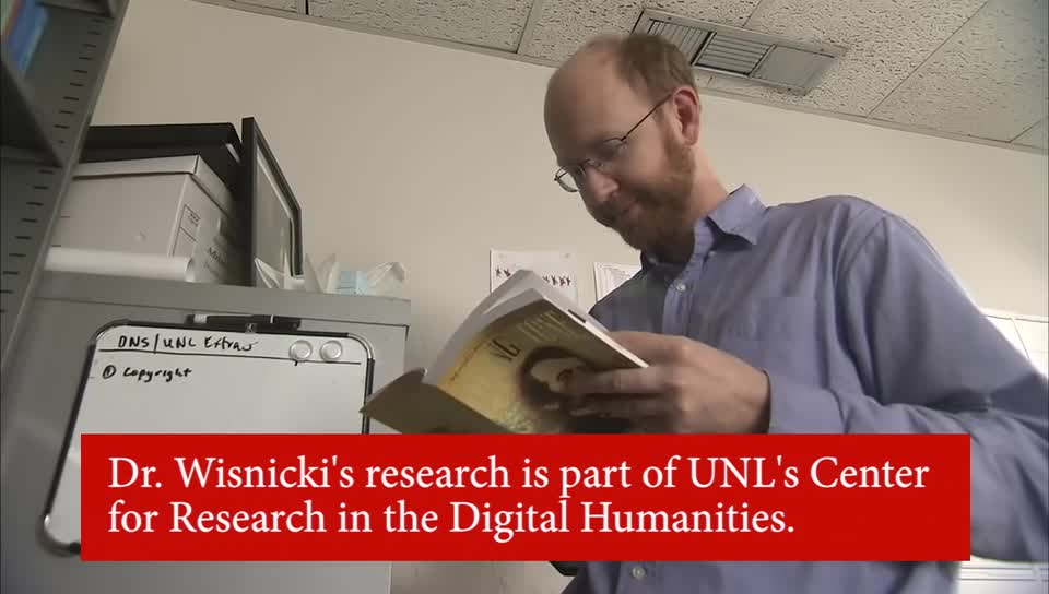UNL Leads Livingstone Online Project