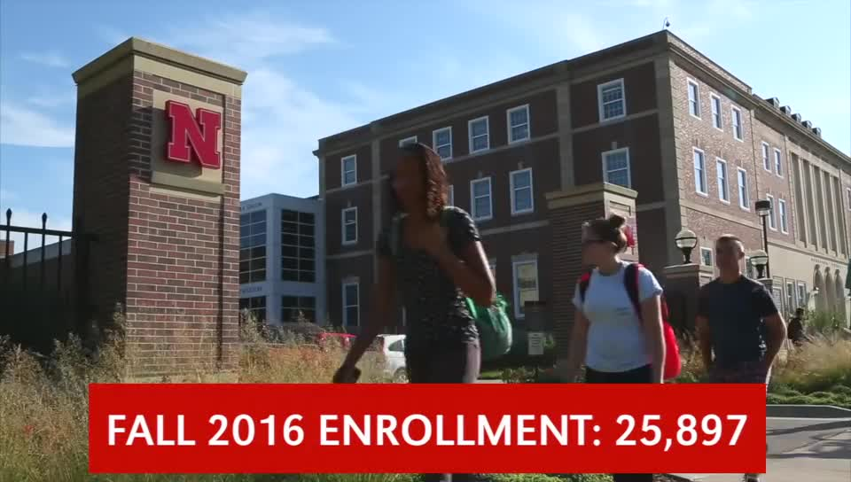 UNL Enrollment at Record High