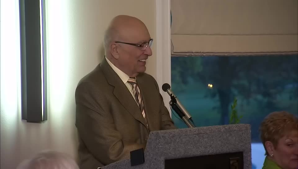 Yeutter's remarks for Duane Acklie