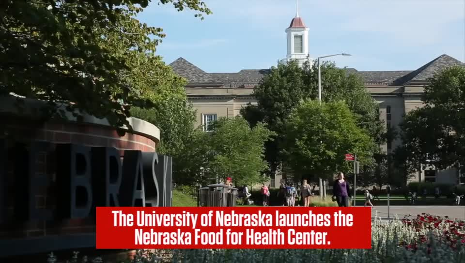 Nebraska Food for Health Center Launched
