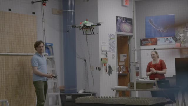 Life in Engineering: Drone Lab