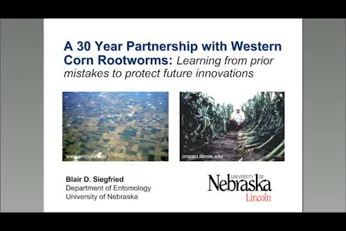 A 30-year partnership with Western corn rootworms - Learning from prior mistakes to protect future innovations