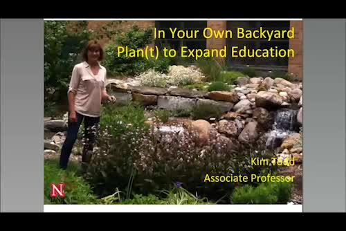 In Your Own Backyard:  Plan(t) It to Expand Education