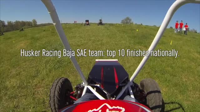 Life in Engineering: Baja Racing